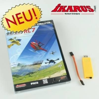 aerofly RC7 Professional DVD für Windows - Computer