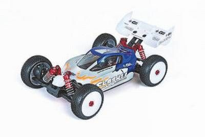 FLASH 3.0 Brushless 4 WD RTR M 1:8