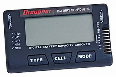 Graupner BATTERY GUARD